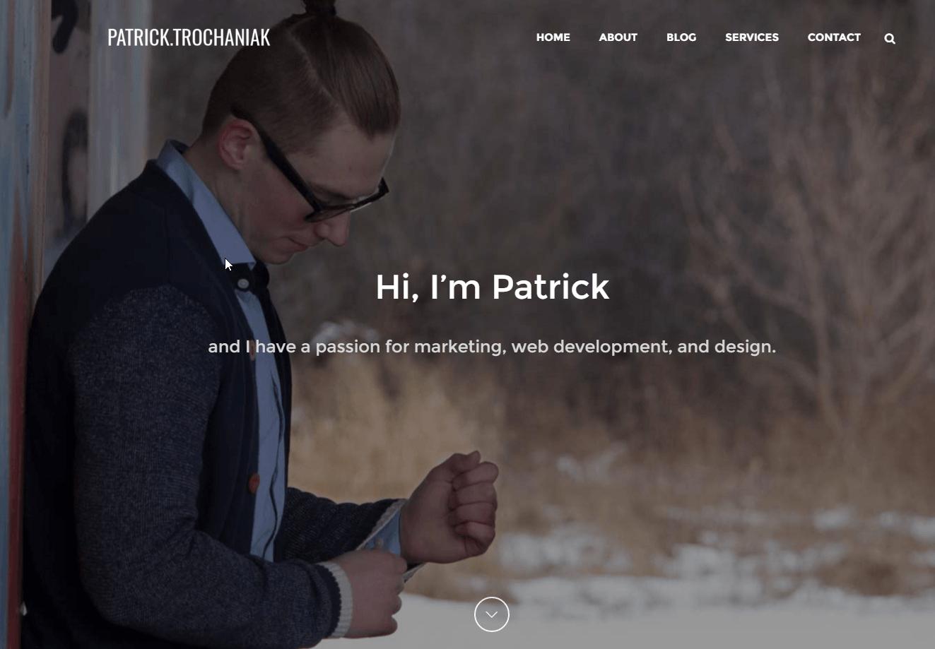 Patrick Trochaniak